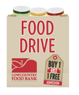 Food Drive Buy One Get One