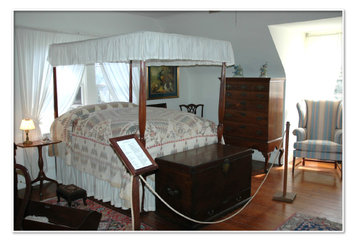 Plantation Bedroom